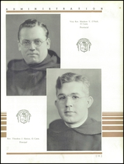 Page 17, 1938 Edition, Mount Carmel High School - Oriflamme Yearbook (Chicago, IL) online yearbook collection