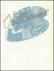 Page 7, 1938 Edition, Mount Carmel High School - Oriflamme Yearbook (Chicago, IL) online yearbook collection