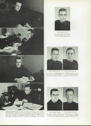 Page 11, 1958 Edition, Mount Carmel High School - Oriflamme Yearbook (Chicago, IL) online yearbook collection