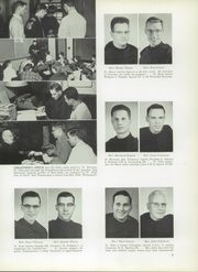Page 13, 1958 Edition, Mount Carmel High School - Oriflamme Yearbook (Chicago, IL) online yearbook collection