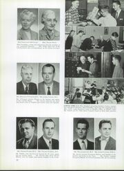 Page 14, 1958 Edition, Mount Carmel High School - Oriflamme Yearbook (Chicago, IL) online yearbook collection