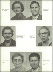 Page 12, 1959 Edition, Harvard High School - Hornet Yearbook (Harvard, IL) online yearbook collection