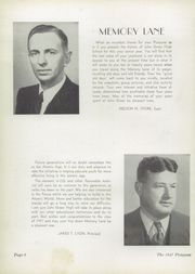 Page 10, 1947 Edition, Hoopeston High School - Picayune Yearbook (Hoopeston, IL) online yearbook collection