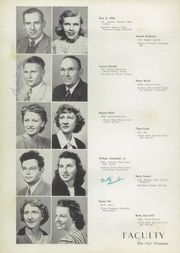 Page 12, 1947 Edition, Hoopeston High School - Picayune Yearbook (Hoopeston, IL) online yearbook collection