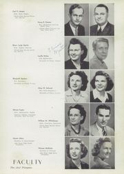 Page 13, 1947 Edition, Hoopeston High School - Picayune Yearbook (Hoopeston, IL) online yearbook collection