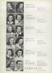 Page 14, 1947 Edition, Hoopeston High School - Picayune Yearbook (Hoopeston, IL) online yearbook collection