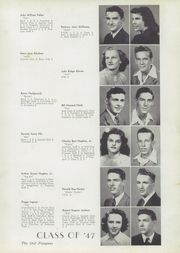 Page 15, 1947 Edition, Hoopeston High School - Picayune Yearbook (Hoopeston, IL) online yearbook collection