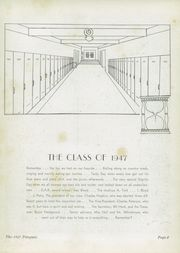 Page 7, 1947 Edition, Hoopeston High School - Picayune Yearbook (Hoopeston, IL) online yearbook collection