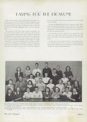Page 9, 1947 Edition, Hoopeston High School - Picayune Yearbook (Hoopeston, IL) online yearbook collection