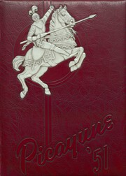 Hoopeston High School - Picayune Yearbook (Hoopeston, IL) online yearbook collection, 1951 Edition, Page 1