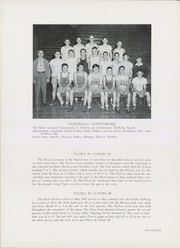 Page 58, 1947 Edition, Flora High School - Harstan (Flora, IL) online yearbook collection