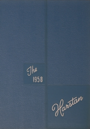 Flora High School - Harstan (Flora, IL) online yearbook collection, 1958 Edition, Page 1