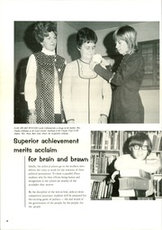 Page 12, 1972 Edition, Flora High School - Harstan (Flora, IL) online yearbook collection