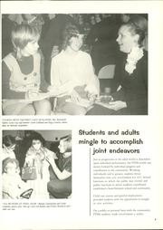 Page 9, 1972 Edition, Flora High School - Harstan (Flora, IL) online yearbook collection