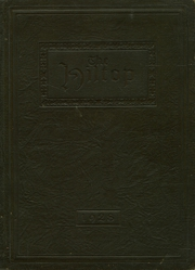 Page 1, 1928 Edition, Hillsboro High School - Hiltop Yearbook (Hillsboro, IL) online yearbook collection