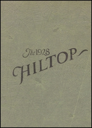 Page 5, 1928 Edition, Hillsboro High School - Hiltop Yearbook (Hillsboro, IL) online yearbook collection