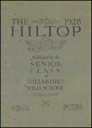 Page 9, 1928 Edition, Hillsboro High School - Hiltop Yearbook (Hillsboro, IL) online yearbook collection