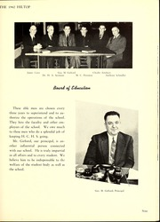 Page 15, 1942 Edition, Hillsboro High School - Hiltop Yearbook (Hillsboro, IL) online yearbook collection