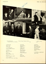 Page 16, 1942 Edition, Hillsboro High School - Hiltop Yearbook (Hillsboro, IL) online yearbook collection