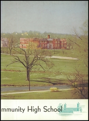 Page 7, 1956 Edition, Hillsboro High School - Hiltop Yearbook (Hillsboro, IL) online yearbook collection