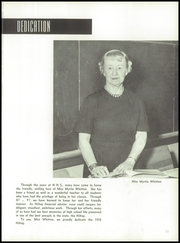 Page 15, 1958 Edition, Hillsboro High School - Hiltop Yearbook (Hillsboro, IL) online yearbook collection