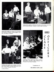 Page 10, 1983 Edition, Hillsboro High School - Hiltop Yearbook (Hillsboro, IL) online yearbook collection