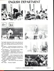 Page 17, 1983 Edition, Hillsboro High School - Hiltop Yearbook (Hillsboro, IL) online yearbook collection