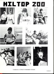 Page 9, 1983 Edition, Hillsboro High School - Hiltop Yearbook (Hillsboro, IL) online yearbook collection