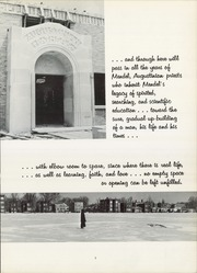 Page 4, 1962 Edition, Mendel Catholic High School - Monarch Yearbook (Chicago, IL) online yearbook collection