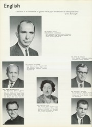 Page 14, 1966 Edition, Mendel Catholic High School - Monarch Yearbook (Chicago, IL) online yearbook collection