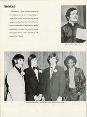 Page 14, 1974 Edition, Mendel Catholic High School - Monarch Yearbook (Chicago, IL) online yearbook collection