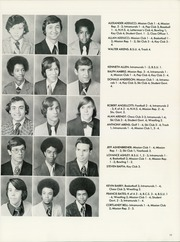 Page 15, 1974 Edition, Mendel Catholic High School - Monarch Yearbook (Chicago, IL) online yearbook collection