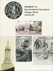 Page 5, 1974 Edition, Mendel Catholic High School - Monarch Yearbook (Chicago, IL) online yearbook collection