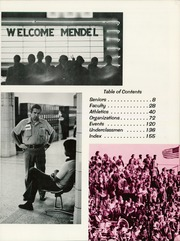 Page 7, 1974 Edition, Mendel Catholic High School - Monarch Yearbook (Chicago, IL) online yearbook collection