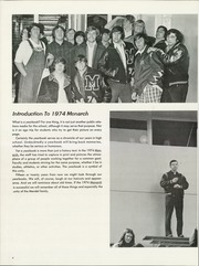 Page 8, 1974 Edition, Mendel Catholic High School - Monarch Yearbook (Chicago, IL) online yearbook collection