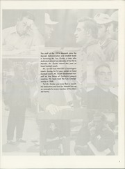 Page 9, 1974 Edition, Mendel Catholic High School - Monarch Yearbook (Chicago, IL) online yearbook collection