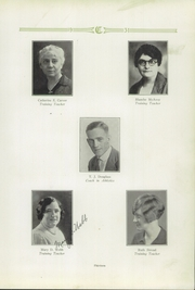 Page 17, 1931 Edition, University High School - Clarion Yearbook (Normal, IL) online yearbook collection