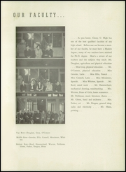 Page 15, 1947 Edition, University High School - Clarion Yearbook (Normal, IL) online yearbook collection