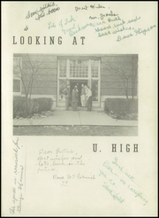 Page 5, 1947 Edition, University High School - Clarion Yearbook (Normal, IL) online yearbook collection