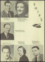 Page 14, 1950 Edition, Waterloo High School - Wahischo Yearbook (Waterloo, IL) online yearbook collection