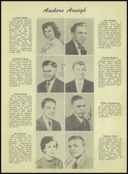 Page 17, 1950 Edition, Waterloo High School - Wahischo Yearbook (Waterloo, IL) online yearbook collection