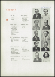Page 16, 1948 Edition, Fairfield Community High School - Reflector Yearbook (Fairfield, IL) online yearbook collection
