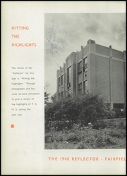 Page 6, 1948 Edition, Fairfield Community High School - Reflector Yearbook (Fairfield, IL) online yearbook collection