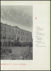 Page 7, 1948 Edition, Fairfield Community High School - Reflector Yearbook (Fairfield, IL) online yearbook collection