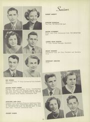 Page 14, 1951 Edition, Fairfield Community High School - Reflector Yearbook (Fairfield, IL) online yearbook collection