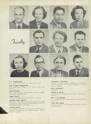 Page 9, 1951 Edition, Fairfield Community High School - Reflector Yearbook (Fairfield, IL) online yearbook collection