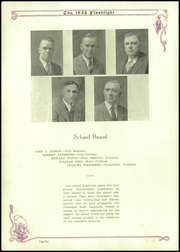 Page 16, 1933 Edition, Du Quoin High School - Flashlight Yearbook (Du Quoin, IL) online yearbook collection