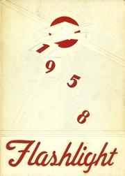 1958 Edition, Du Quoin High School - Flashlight Yearbook (Du Quoin, IL)