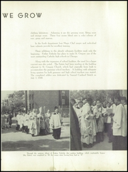 Page 11, 1950 Edition, St Gregory High School - Timber Yearbook (Chicago, IL) online yearbook collection