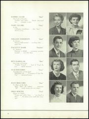 Page 14, 1950 Edition, St Gregory High School - Timber Yearbook (Chicago, IL) online yearbook collection